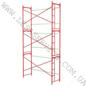The frame scaffold  3х6
