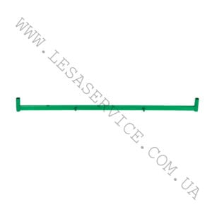 Connecting dumbbell of a fencing 1,2 m x 2m