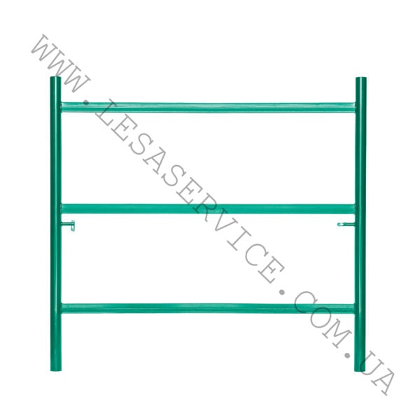 Ladder of a section 1,2 m x 2m