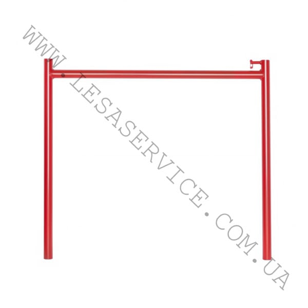 The П-frame of fencing
