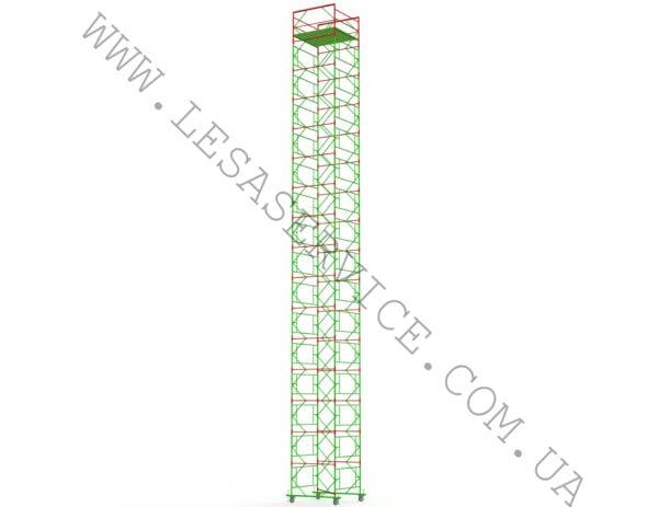 (Русский) Вышка 15+1, 2,0х2,0 (5 диагоналей)