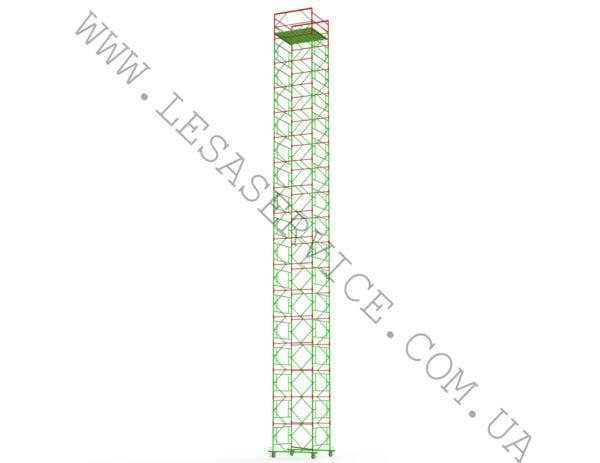 (Русский) Вышка 16+1, 2,0х2,0 (5 диагоналей)